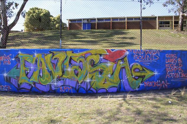 Perth Graffitti Tag