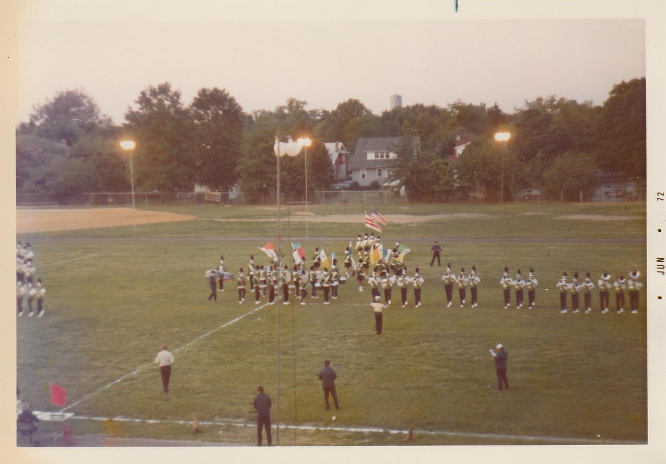 VIP Corps show 1972