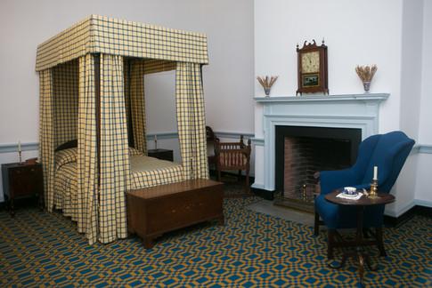 Liberty Hall Bedroom