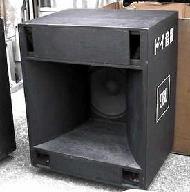 JBL Box Horn