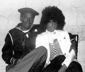 DJ Chips and Jeannie 1975