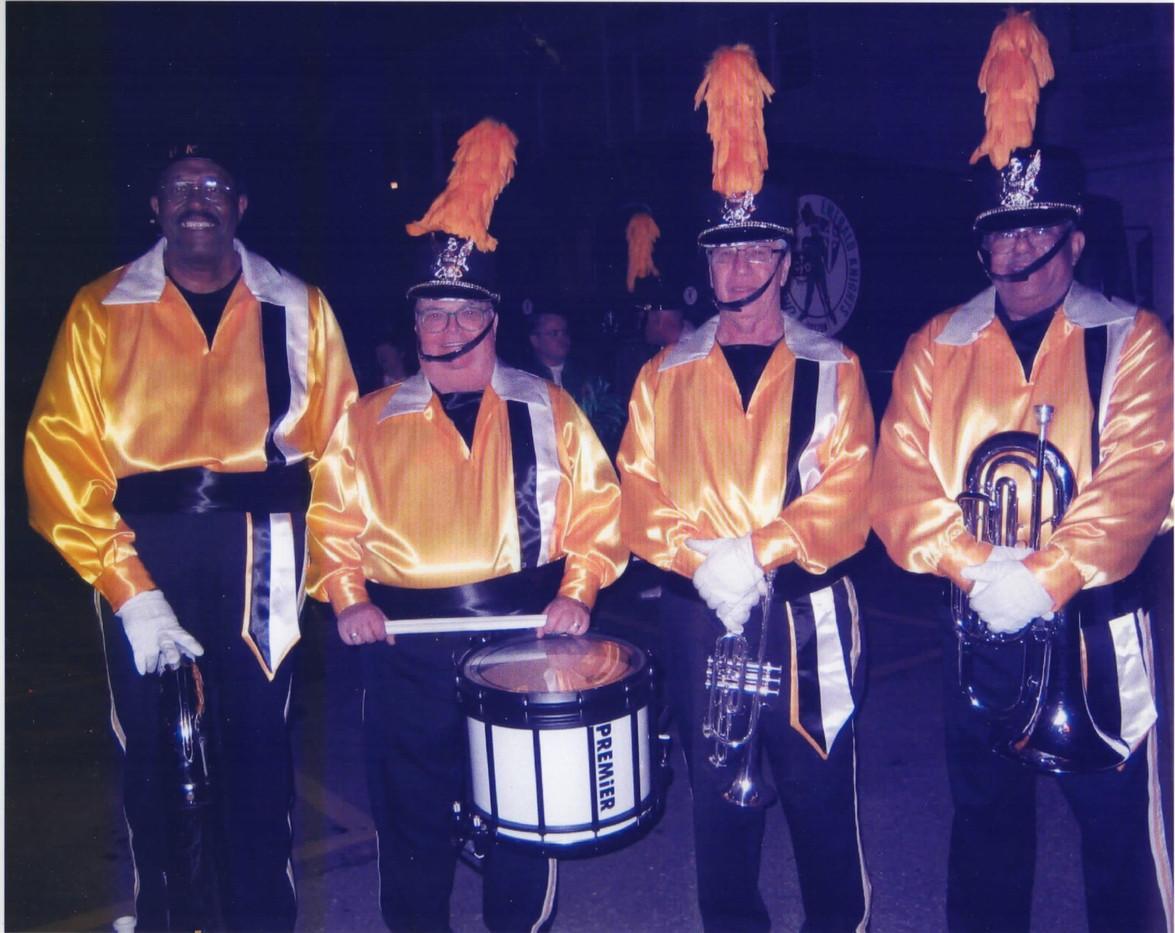 Golden Knights: Ed, Al, Bill, Joe