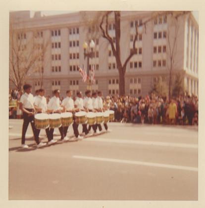 VIP DC parade
