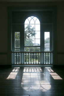 Liberty Hall Window