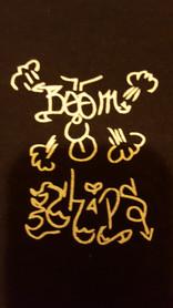 My Graffitti Tag