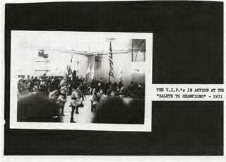 VIPS Winter Guard 1971