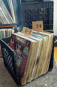 Crate of Records
