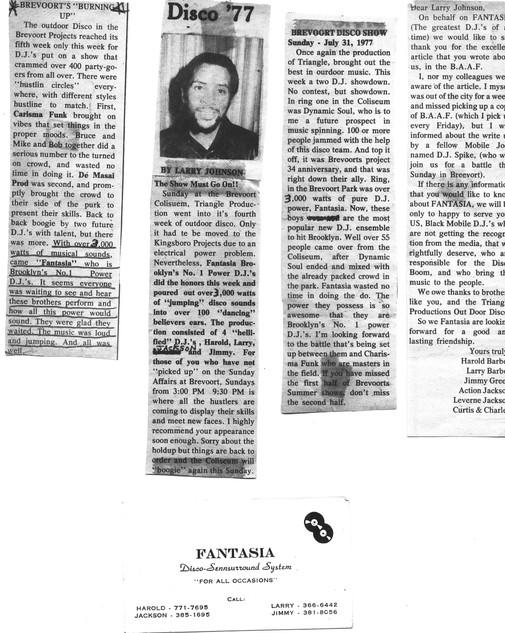 Larry Johnson Articles