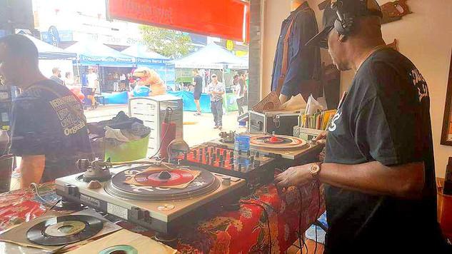 DJ CHIPS LEEDERVILLE FESTIVAL