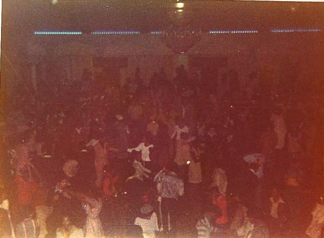Staten Island Party Crowd