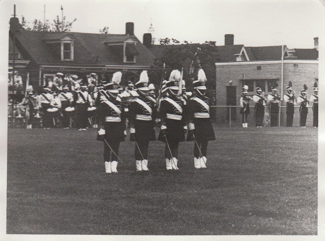Full Corps formation