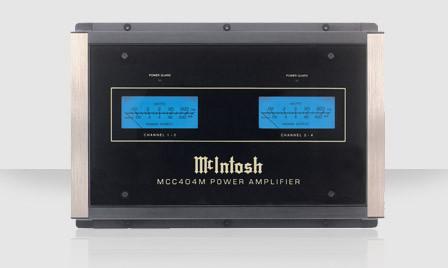 Macintosh Power Amplifier