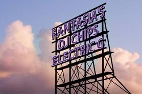 DJ CHIPS SIGN