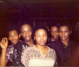 Curtis, App, Vanessa, Rapp, and unknown