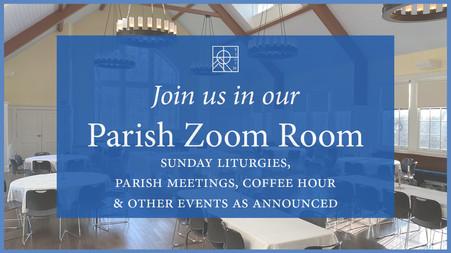Parish Zoom Room