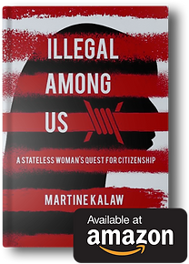 Illegal Among Us by Martine Kalaw