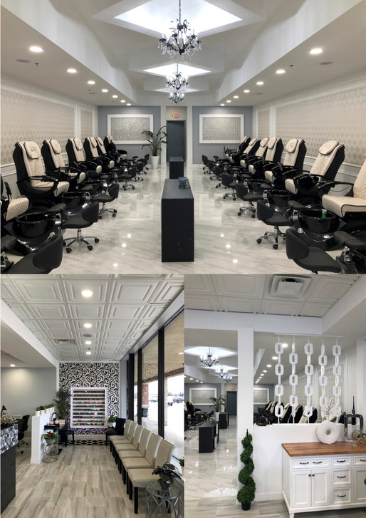 NAIL XPO completes over $200k remodel at Waynetowne Plaza in Huber Heights, OH