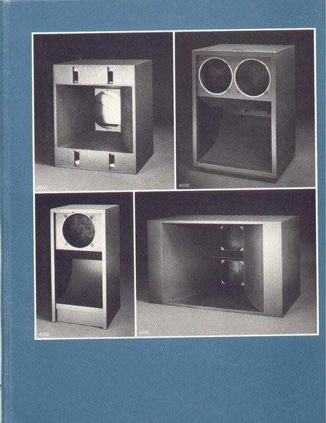 JBL Speaker Cabinets