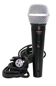 DJ Microphone-Shure-Lyric-8700