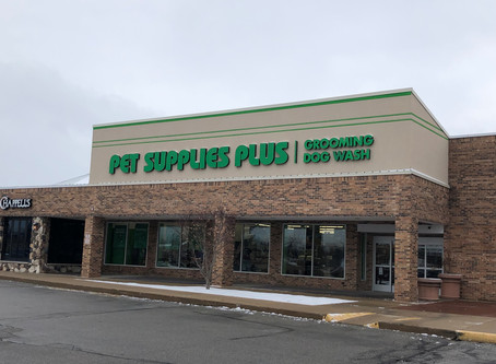 Congratulations to our tenant Pet Supplies Plus!