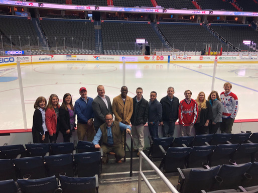 Annual Offsite held at home of the Stanley Cup Champions: Capital One Arena