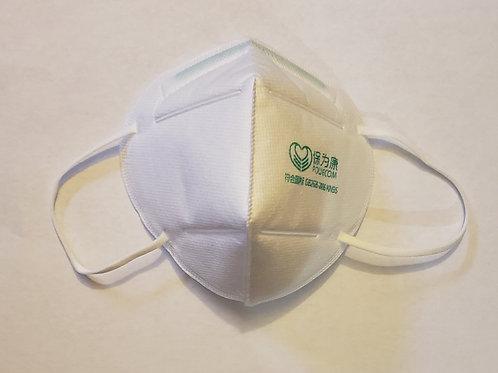 KN95 Mask- White
