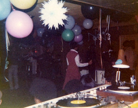 DJ BOOTH rd