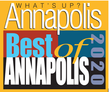 Thank you Annapolis for voting us best of TRX in What's Up? Annapolis 2020