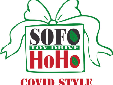 SOFO Toy Drive- Covid Style