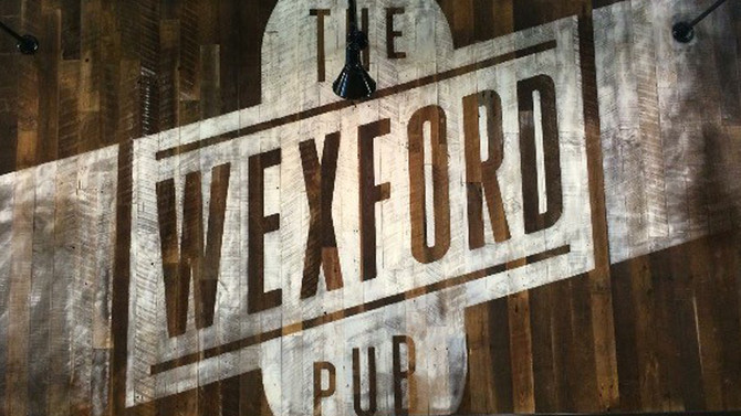 Show at The Wexford Pub