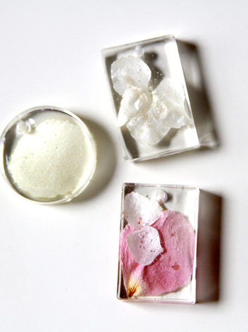 bouquet pendants- shannon
