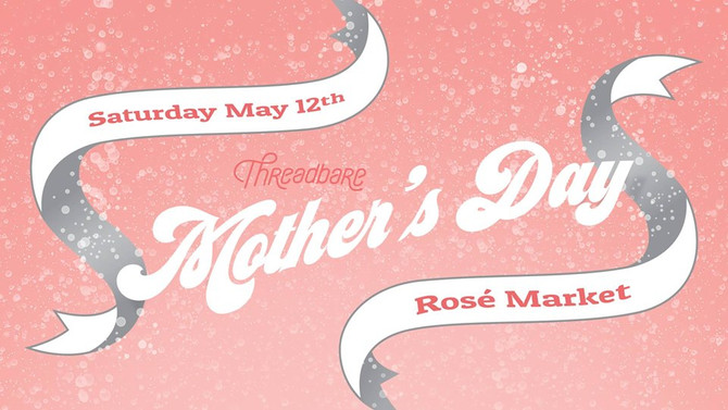 Mothers Day Rosé Market