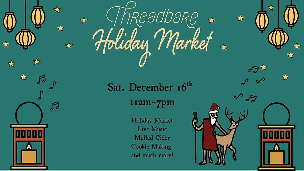 Threadbare Holiday Market Pittsburgh