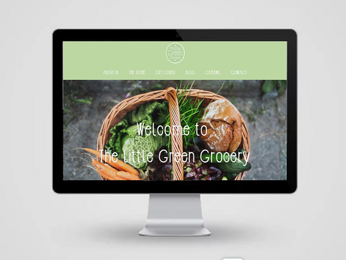 The Little Green Grocery
