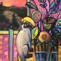 Jaspurr in Matisse World