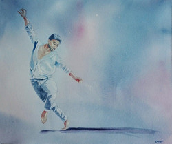 dancer man