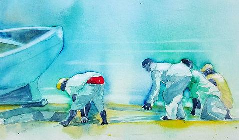 Zanzibar Fishermen