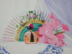 Perfume and Fan