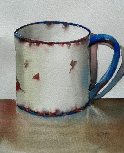 Rusty Cup