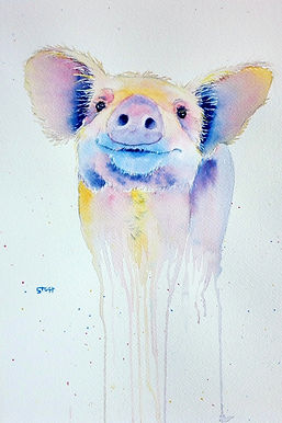 Funky Piglet