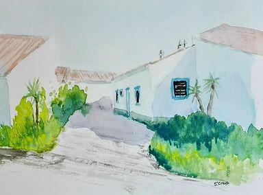 Almadena Casa sketch