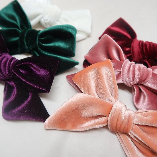 Velvet Pinwheels