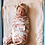 Thumbnail: Muslin Swaddle | Floral Sunset