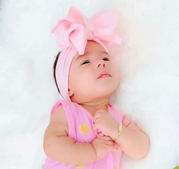 Baby Pink Headband