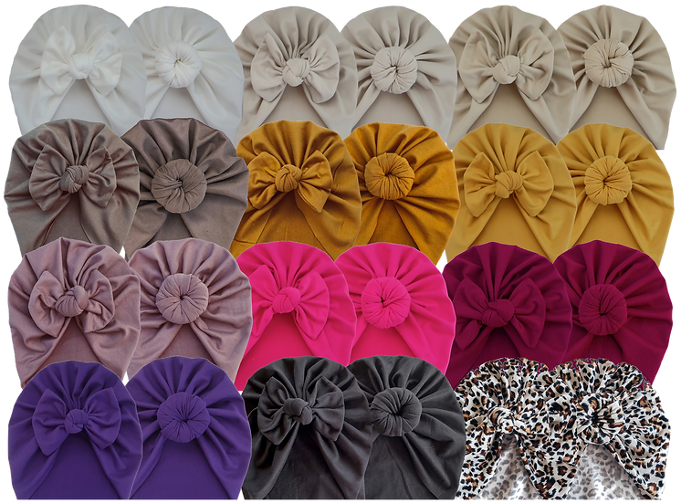 Buttery Soft Headwraps