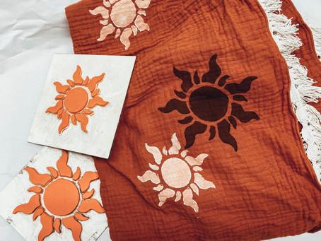DIY Stamps using Cricut | FREE PNG Files