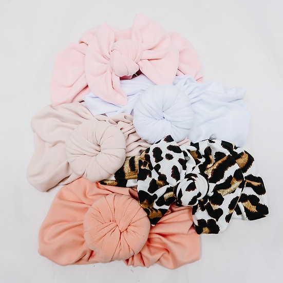 Subtle Headwraps | Turbans Collection