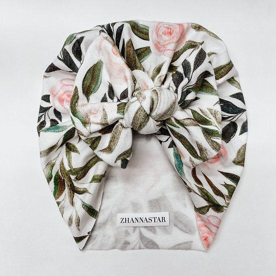 Roses Headwraps   Turbans