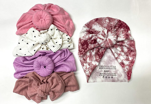 Pinks Headwrap Hats Collection