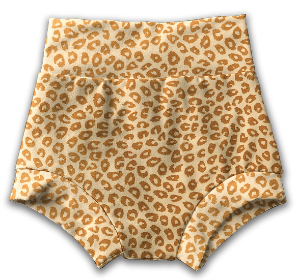 Leopard Bummies